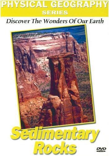 Physical Geography Series - Sedimentary Rocks (DVD, 2008)