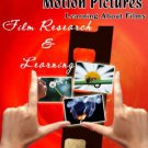 History of Motion Pictures - Film Reasearch and Learning (DVD, 2006) (2 DVD Set)