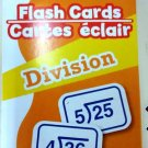 Flash Cards - (Division) Ages 0 - 12