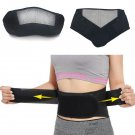 Tourmaline Waist Support Adjustable Warmer Belt Self Heating Magnetic Shaper