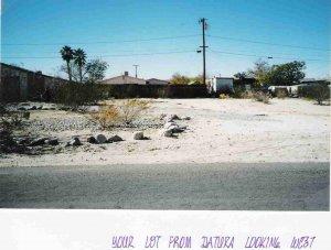 29 Palms - Datura Ave