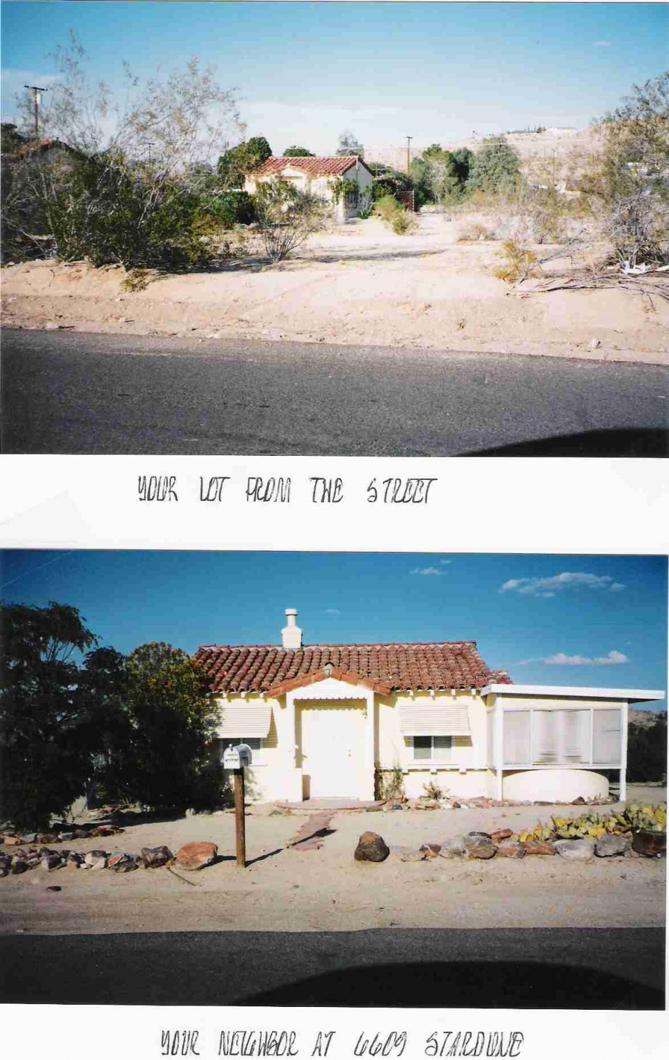 29 Palms - Stardune Ave