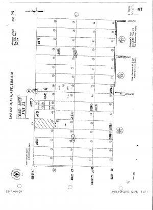 Huge 5 acres Sespe St, Landers Acreage $0 Be A Land Baron