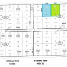1.43 Acres Sun Mesa Road, Sunfair Area, Joshua Tree