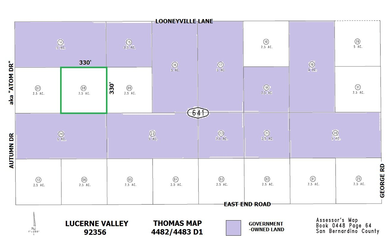 2.5 Ac nr Autumn Dr Lucerne Vly E/of 10650 Autumn OFFER PENDING