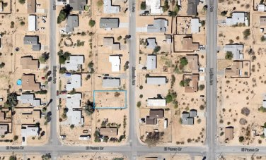 Lot With Water Meter Abronia Ave, 29 Palms