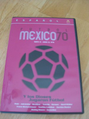 Futbol Mexico 70