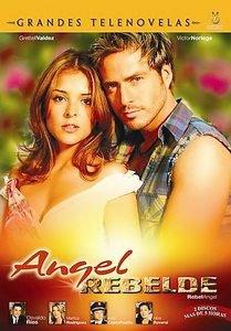 Angel Rebelde (DVD, 2007, 3-Disc Set)