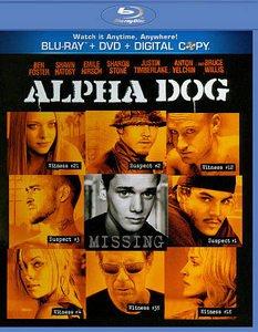 Alpha Dog (Blu-ray/DVD, 2011, 2-Disc Set)