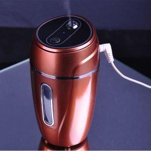 Mini USB Humidifie Space Mistr 180ml 20m Air Humidifier for Car Office Home Dual