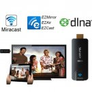 Media Wireless sharing Media Streamer Miracast EZCast Dongle HDMI Like Airplay Chromecast DLNA