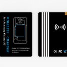 Qi Standard Wireless charger charging receiver for SAMSUNG Galaxy S5