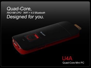 Measy U4A  Quad core 1G/4G Bluetooth 5G WiFi+4.0 Bluetooth module Android 4.2 Media Player