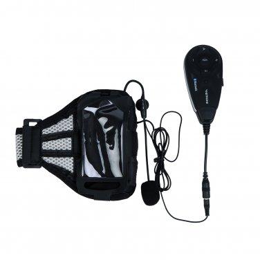 Referee Skiing Riders aerial photo Real CS Game Wireless Intercom Interphone Headset Max 5 Users