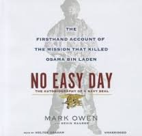 No Easy Day:The Firsthand Account of the Mission That Killed Osama Bin Laden (Audiobook-2012)