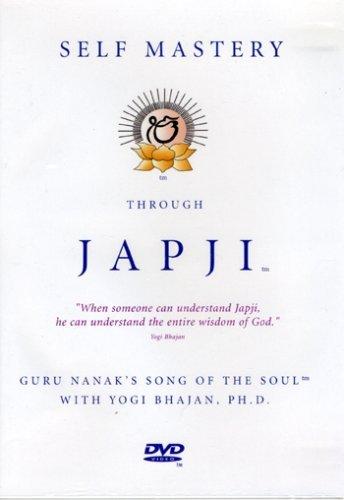 Self Mastery Through Japji (DVD-2003) Yogi Bhijan