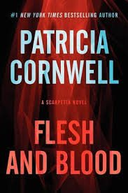 FREE SHIPPING ! Flesh and Blood: A Scarpetta Novel by Patricia Cornwell (Hardcover-2014)