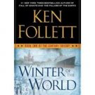 FREE SHIPPING ! Winter of the World: Book Two of the Century Trilogy by Ken Follett (Hardcover-2012)