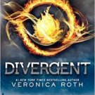 FREE SHIPPING ! Divergent by Veronica Roth (Hardcover- 2012)