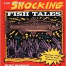 FREE SHIPPING ! Ray Troll's Shocking Fish Tales (Paperback-1991) Signed Copy