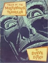 FREE SHIPPING ! Tales of the Mysterious Traveler by Steve Ditko (Paperback First Edition 1990)