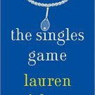 FREE SHIPPING ! The Singles Game by Lauren Weisberger (2016 Advance Uncorrected Proof) Paperback