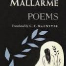FREE SHIPPING ! Mallarme- Selected Poems Translated by C.F. MacIntyre (Paperback-1965)