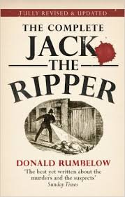 FREE SHIPPING ! The Complete Jack the Ripper by Donald Rumbelow (Signed Copy) Paperback-2013