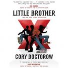 FREE SHIPPING ! Little Brother by Cory Doctorow (Paperback-2008)