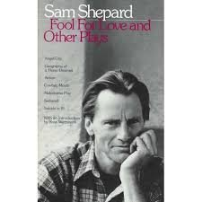 FREE SHIPPING ! Fool for Love and Other Plays by Sam Shepard (Paperback-1988)