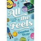 FREE SHIPPING ! All The Feels by Danika Stone (Paperback-2016) Signed Copy