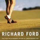 FREE SHIPPING ! The Sportswriter by Richard Ford (Paperback-1995)