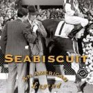 FREE SHIPPING ! Seabiscuit: An American Legend (Paperback, 2002) by Laura Hillenbrand