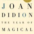 FREE SHIPPING ! The Year of Magical Thinking (Paperback – February 13, 2007) by Joan Didion