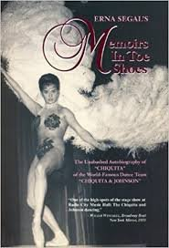 FREE SHIPPING !  Memoirs In Toe Shoes (Hardcover � November 12, 2004) by Erna Segal