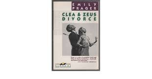 FREE SHIPPING !  Clea & Zeus Divorce (Paperback � October, 1987) by Emily Prager