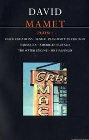 FREE SHIPPING ! Plays: 1 (Paperback-1994) by David Mamet