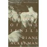 FREE SHIPPING !  A Natural History of the Senses (Paperback � 1991) by Diane Ackerman