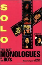 The Best Monologues of the 80's(Women) Paperback-1994