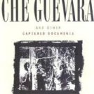 FREE SHIPPING ! The Complete Bolivian Diaries of Che Guevara, and Other Captured Documents