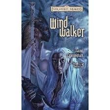 FREE SHIPPING ! Windwalker (Forgotten Realms: Starlight & Shadows 3) by Elaine Cunningham