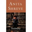 FREE SHIPPING ! Testimony: A Novel (Paperback – 2009) by Anita Shreve
