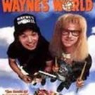 FREE SHIPPING !  Wayne's World (Widescreen DVD-2001) Starring Mike Myers & Lara Flynn Boyle