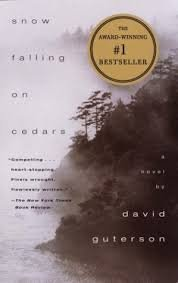 FREE SHIPPING ! Snow Falling on Cedars: A Novel (Paperback-1995)  by David Guterson