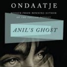 FREE SHIPPING ! Anil's Ghost: A Novel (Paperback – April 24, 2001) by Michael Ondaatje