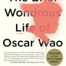 FREE SHIPPING ! The Brief Wondrous Life of Oscar Wao (Paperback – 2008) by Junot Díaz