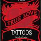 FREE SHIPPING  Tattoos (TASCHEN Icons Series) Paperback - 2001 by Henk Schiffmacher