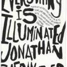 FREE SHIPPING ! Everything is Illuminated (Hardcover First Edition-2002) by Jonathan Safran Foer