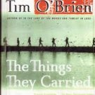 FREE SHIPPING ! The Things They Carried (Paperback – 1998) by Tim O'Brien