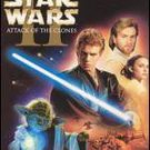 Star Wars: Episode II - Attack of the Clones (Widescreen DVD) Ewan McGregor &  Natalie Portman